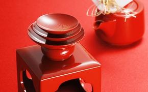 Картинка Япония, чайник, чаепитие, чашка, блюдце, чайная церемония, пиала