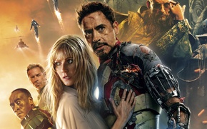 Картинка wallpaper, Fantasy, Robert Downey Jr, woman, man, new, men, women, iron man, Robert Downey Jr., ...