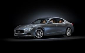 Картинка Concept, Maserati, 2014, Ghibli, Zegna Edition, Ermenegildo