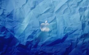 Обои яблоко, apple, бренд, значёк
