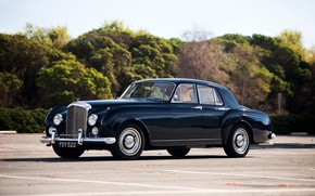 Картинка car, авто, Bentley, Continental, beautiful, 1957, nice, шикарное, Saloon by Mulliner