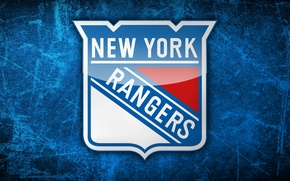 Картинка New York, NHL, НХЛ, Rangers