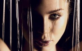 Картинка взгляд, девушка, макро, лицо, фото, губы, плёнка, Настя, Пантелеева