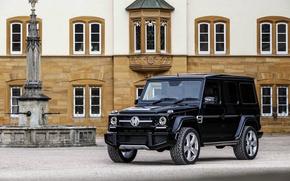 Обои Mercedes-Benz, мерседес, гелик, гелендваген, G-Class, бенц, W463, Hofele Design