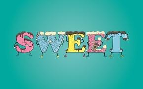 Картинка сладость, еда, Конфеты, карамель