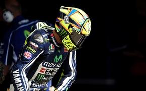 Картинка Yamaha, Valentino Rossi, The Doctor, Валентино Росси