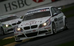Картинка BMW, Andy Priaulx, автогонки, WTCC, чемпионат мира в классе кузовных автогонок., Энди Приоль