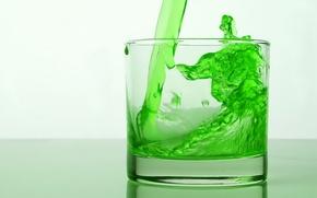 Картинка бокал, напиток, энергетический