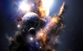 Картинка cosmos, energy, galaxy