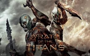 Картинка Кино, Feel the Wrath, Wrath of the Titans, Битва Титанов 2