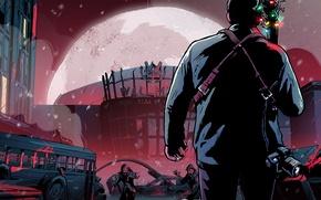 Картинка Game, Capcom Vancouver, Фрэнк Уэст, Dead Rising 4