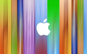 Обои яблоко, iphone5, mac, wwdc, apple
