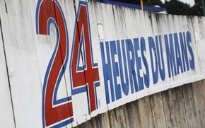 Картинка надпись, гонки, автоспорт, le mans, 24 часа Ле Мана, 24 heures du mans 2013