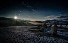 Картинка Англия, Cumbria, Castlerigg Stone Circle