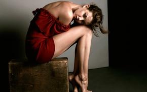 Картинка модель, ножки, фотосессия, Lindsey Wixson, The Edit, Линдси Виксон