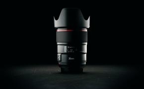 Картинка фон, объектив, Canon 35mm