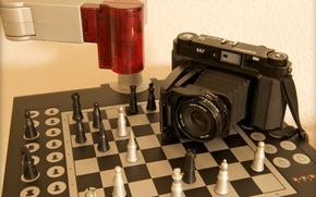 Картинка фон, камера, Nikon D700
