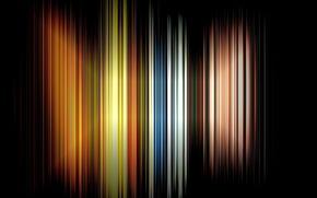 Картинка линии, цвет, спектр