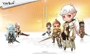 Картинка линейка, ла2, линейдж, Lineage2