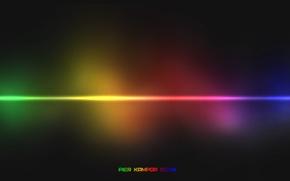 Обои свет, дизайн, полосы