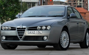 Картинка Alfa, Romeo, Alfa Romeo 159, Alfa 159, Alfa JTDm, Alfa Romeo 159 2.4 JTDm