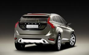 Картинка Concept, Volvo, Вольво, Auto, Задок, XC60