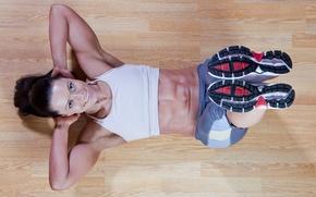 Картинка exercise, pose, fitness, abs