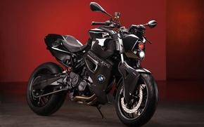 Картинка фон, тюнинг, BMW, БМВ, мотоцикл, байк, Predator, tuning, F800 R, Custom Bike, Vilner
