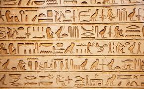 Картинка wall, hieroglyphic, Egyptian, meaning