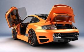 Картинка 911, Porsche, порше