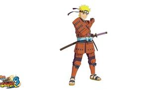 Картинка wallpaper, sword, game, naruto, armor, anime, katana, samurai, ninja, manga, shinobi, uzumaki naruto, jinchuuriki, naruto …