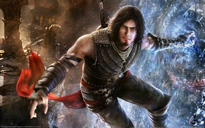Картинка герой, принц персии, Prince of Persia: The Forgotten Sands