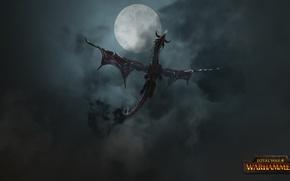 Картинка дракон, фэнтези, fantasy, warhammer, total war, стратегия, вархаммер, strategy, тотальная война, creative assembly