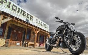 Картинка Ducati, Carbon, muscle, power, usa, Nevada, cruiser, Diavel, musclebike