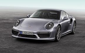Обои Coupe, порше, Porsche, 911, Turbo S, купе