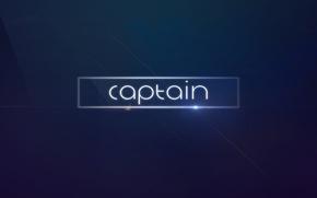 Картинка #Минимализм, #Кэптн, #Photoshop, #Captain