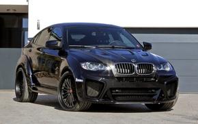 Картинка бмв, BMW, 2010, G-Power, X6 M, E71