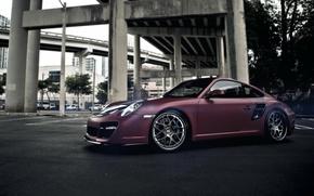 Картинка car, авто, порше, tuning, carrera, porsche 911, hq wallpaper