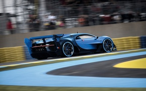 Обои Gran Turismo, Vision, бугатти, Bugatti, авто