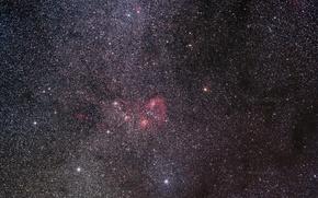Картинка космос, звезды, пространство, красота, мироздание