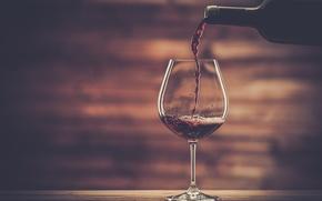 Картинка wood, wine, wine glass