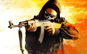 Картинка Steam, Game Card, Anarchist, Counter-Strike: Global Offensive