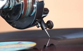 Картинка музыка, винил, Gramophone