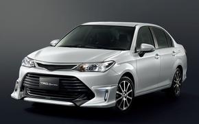Картинка TRD, 2015, Axio, Corolla, королла, Toyota, тойота