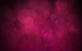 Обои блики, пузыри, фон, графика, абстракт, тень, текстура, точки, розово-черный фон