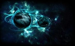 Картинка звезды, планеты, явление
