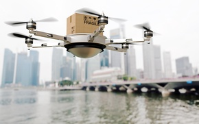 Картинка project, drone, delivery