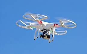 Картинка flying, camera, technology, drone, camcorder, quadcopter