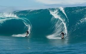 Картинка море, волны, кадр, серфинг, боевик, криминал, Luke Bracey, Edgar Ramirez, На гребне волны, Эдгар Рамирес, ...
