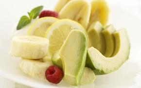 Картинка еда, фрукт, банан